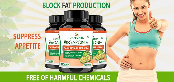 Garcinia Cambogia (Ultra Slim Capsule) | Best Place to buy in India