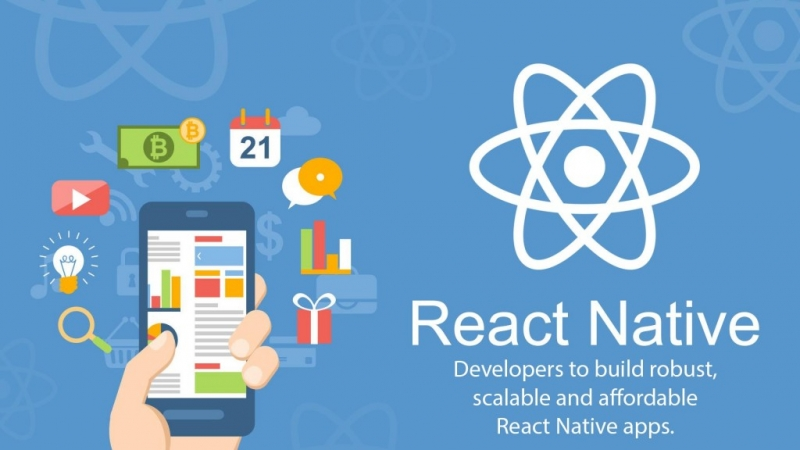 React Native Development Company in India-DxMinds Innovation Labs