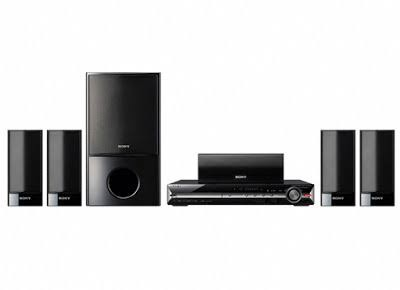 Sony DAV-DZ390K DVD Home Theatre System Is A 5.1ch DVD Home Theatre System