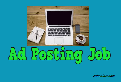 Ad Posting Job From Home Earn Rs.2500 Daily