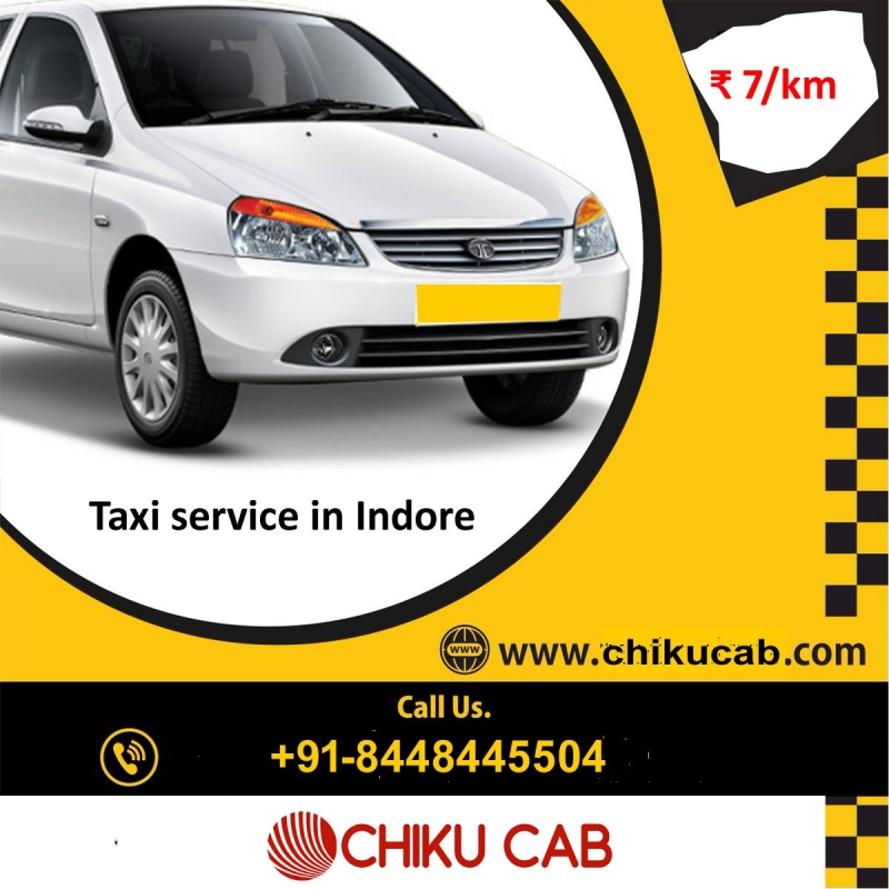 taxi service in indore