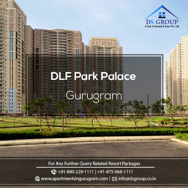 Rental Apartments in DLF Park Place   Service Apartments on Golf Course Road, Gurgaon