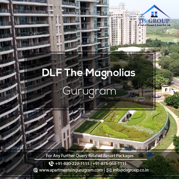 4 BHK Apartments for Rent in DLF The Magnolias, Gurgaon   Luxury Service Apartments