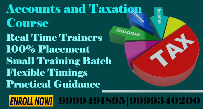 Best Taxation Institute in Delhi with Free Demo Classes by Expert Trainers
