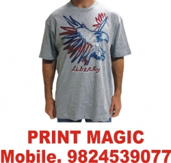 t-shirt, mouse pad,mugs, cap printing services in ahmedabad M. 9824539077