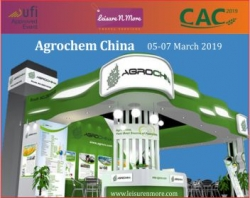 Agrochem Shanghai China 2019 - Leisure n More Travel Services