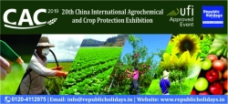 Agrochem China 2019 Tour Package.