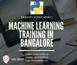 Machine Learning Online Course bangalore