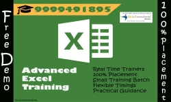 Best Advanced Excel Training Course Institute in Gurgaon | SLA Consultants Gurgaon