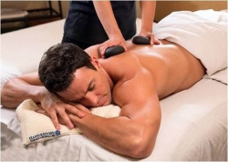 Take a long, relax sleep with us by best male to male body massage service in Ahmedabad