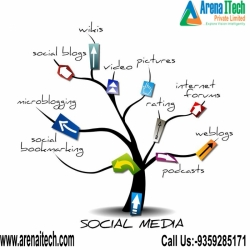 Best Digital Marketing Company in Nagpur | Arena ITech Pvt. Ltd