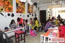 drawing and painting classes by raghuvansham in rohini sector 5
