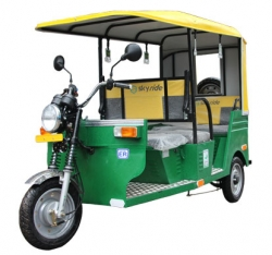 E Rickshaw Manufacturing in India