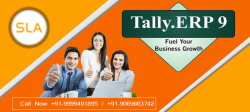 Attend Excellent Tally ERP 9 Training Course in Noida | SLA Consultants Noida