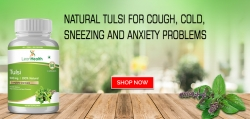 Tulsi Tablets For Overall Wellbeing