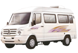 Tempo Travellers in Jaipur