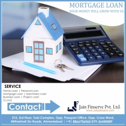 Mortgage Loans in Ahmedabad