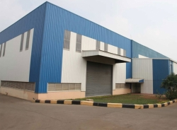 Industrial Sheds Manufacturers In India