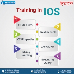 Get the best ios professional training center in noida