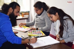 drawing courses in Rohini