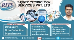 Transcription Translation Data Entry Manpower Outsourcing Services