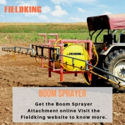 Crop Protection Equipment | Boom Sprayer By Fieldking