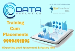 Join Best Data Analytics Training Course in Delhi at SLA Consultants India