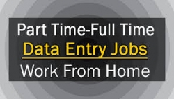 PART TIME DATA ENTRY JOB.