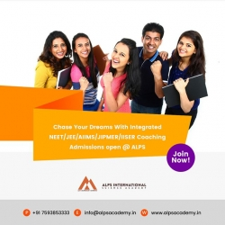 IISER Coaching Centres in Malappuram call: +91 7593853333, www.alpsacademy.in
