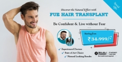 Hair Transplant Clinic in Bhubaneswar - Get Free Consultation