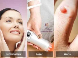 AA Center for Skin & Cosmetic Clinic Gurgaon Jharsa