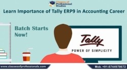Tally & GST Coaching Center in Rajendra Place, Delhi -  +91-8744978672