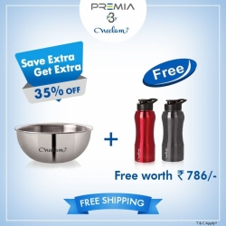 Neelam Kitchenware Store - Stainless Steel Kitchen Products Online