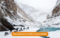 Best places to trek in Leh Ladakh   Shoes On Loose