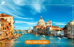Why visit Europe with Shoes On Loose