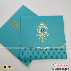 Sikh Wedding Invitation cards
